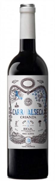 Rioja Carravsalseca Crianza Casa Primicia