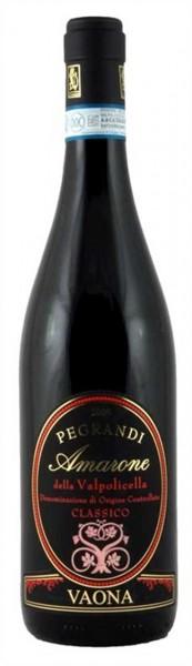 Pegrandi Amarone DOCG 1,50l R Vaona Odino