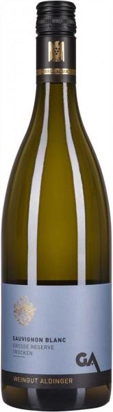 Sauvignon blanc Reserve 0,75l W Aldinger
