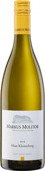Pinot Blanc Haus Klosterberg 0,75l W Molitor