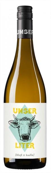 Unser Liter Weiss 1,00l W Wein Lang