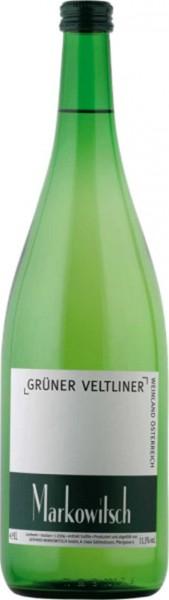 Grüner Veltliner 1,00l W Markow. Markowitsch