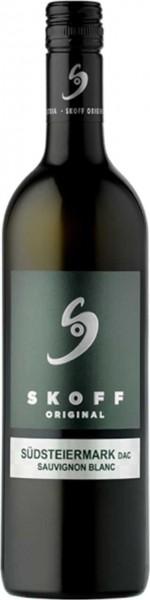 Sauvignon Blanc DAC 0,75 W Skoff