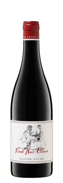 Pinot Noir Reserve Oliver Zeter