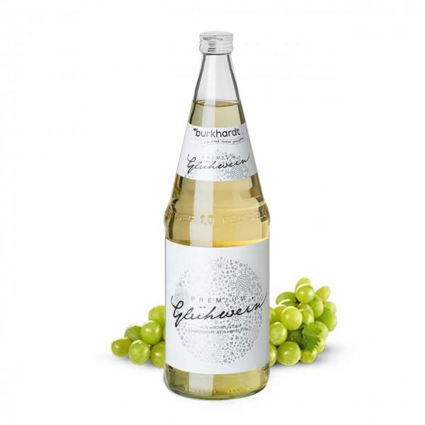 "Burkhardt Premium Glühwein ""Chardonnay"" weiss 6 x 1,0 Burkhardt"