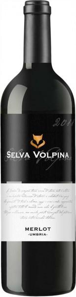 Merlot 0,75l R Selva Volpina Selva Volpina