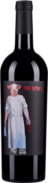 The Butcher Cuveé Weingut Schwarz