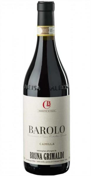 Barolo Camilla DOCG 0,75l R Bruna Grimaldi