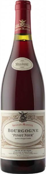 Bourgogne Pinot Noir 0,75 R Seguin Manuel