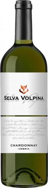 Chardonnay 0,75l W Selva Volpina Selva Volpina
